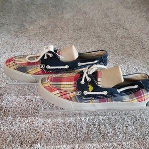 Ladies U.S. Polo Assn. Shoes